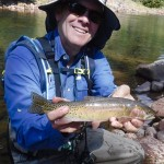 Colorado Cutthroat--Yellowstone River near Mountain Home, Utah